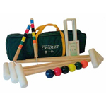 11477 - Oakley Woods Extreme 6 Player Croquet Set