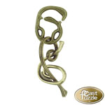 10629 - Hanayama Cast Iron Puzzler ''Enigma'' Level 6