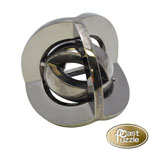 10628 - Hanayama Cast Iron Puzzler ''Equa'' Level 5