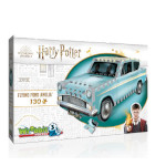 16624 - Wrebbit Harry Potter Flying Ford Anglia - 130pc 3D puzzle