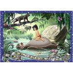 13317 - Disney Jungle Book Collector's Edition 1000 Piece Jigsaw Puzzle