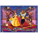 13318 - Disney Beauty And The Beast Collector's Edition 1000 Piece Jigsaw Puzzle