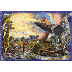 13319 - Disney Lion King Collector's Edition 1000 Piece Jigsaw Puzzle