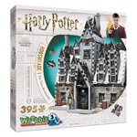 16107 - Wrebbit Harry Potter Hogsmeade - The Three Broomsticks - 395 pc 3D puzzle