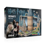 11084 - Wrebbit Harry Potter Hogwarts Great Hall - 850 Pc 3D puzzle
