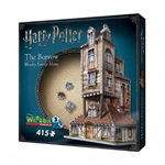 12313 - Harry Potter The Burrows (Weasley Family Home) 3D Puzzle 415 pcs
