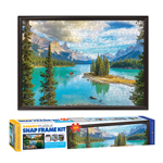 Eurographics Smart Puzzle Snap Frame