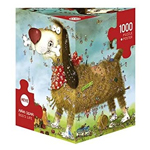 14902 - Heye Dogs Life 1000pc Piece Puzzle