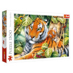 15218 - Trefl Two Tigers - 1500 piece puzzle (26159)