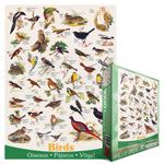 10069 - Eurographics - Birds 1000 Pc Puzzle