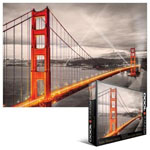 10245 - Eurographics - San Francisco Gold Gate Bridge 1000pc Puzzle