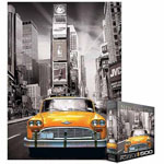 10249 - Eurographics - New York Yellow Cab 1000pc Puzzle