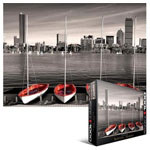 10252 - Eurographics - Boston Marina 1000pc Puzzle