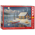 11782 - Eurographics Cozy Christmas Puzzle (1000 Piece)