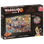 12925 - Wasgij Back to...? #1 Basics 1000 Piece Puzzle