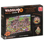 12926 - Wasgij Back to...? #2 ''A 14th Century Castle'' 1000 Piece Puzzle
