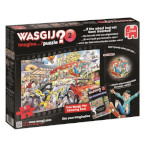 12944 - Wasgij Imagine #2 - If The Wheel Hadn't Been Invented 1000 Piece Puzzle
