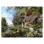 10054 - Ravensburger Country Cottage - 1500 pc Puzzle