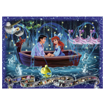 Ravensburger Disney Collector's Edition Little Mermaid 1000 Piece Puzzle
