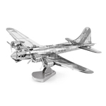 10687 - Metal Earth - B-17 Flying Fortress