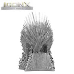 13740 - ICONX Game of Thrones Iron Throne 3D Metal Model Kit