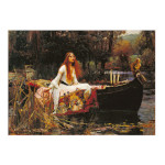 15302 - D-Toys Lady of Shalott by Waterhouse - 1000pc Puzzle (DT-479)