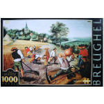 14882 - D-Toys Summer by Bruegel - 1000 PC Puzzle (DT-424)