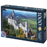 14885 - D-Toys Famous Places Neuschwanstein Castle - 1000 PC Puzzle (DT-442)