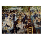15310 - D-Toys Dance at the Moulin Rouge by Renoir - 1000pc Puzzle (DT-408)