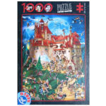 14897 - D-Toys Cartoon Collection: Transylvania 1000 PC Puzzles (DT-451)