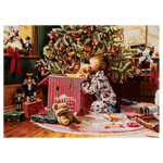 9503 - CH Christmas Morning 500 Piece Puzzle