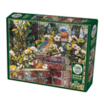 14840 - Cobble Hill Backyard Blues 1000pc Puzzle