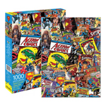 11303 - Aquarius DC Comics Superman Collage - 1000 Pc Puzzle