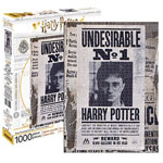 13378 - Aquarius Harry Potter Undesirable No 1 - 1000 Pc Puzzle