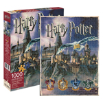 11300 - Aquarius Harry Potter Hogwarts - 1000 Pc Puzzle
