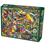 15919 - Cobble HIll Alluring 1000 Pc Puzzle (80232)