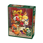 14868 - Cobble Hill Autumn Bouquet 1000 Pc Puzzle
