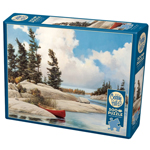 15923 - Cobble Hill A Day At The Lake 500 Pc Puzzle (85074)