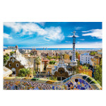 16579 - Trefl Guell Park, Barcelona Spain - 1500pc Puzzle (261479)