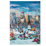 16580 - Trefl Canadian Artist Collection: Calgary by Paquin - 1000pc Puzzle (670169)