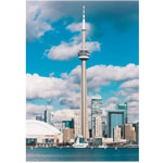 16155 - TREFL Toronto CN Tower 500 Pc Puzzle
