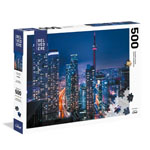 16162 - TREFL Toronto At Night 500 Pc Puzzle