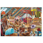 16582 - Trefl Toys in the Attic - 1000pc Puzzle (700804)