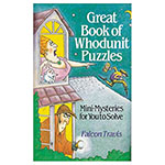 16511 - Great Book Of Whodunit Mini Puzzles