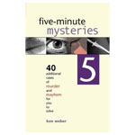 10796 - Five Minute Mysteries Volume #5