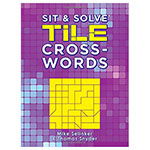 16514 - Sit   Solve Tile Crosswords Book
