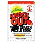 7339 - Knockout Wordsearch Book - Heavyweight