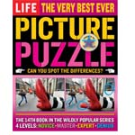 7341 - Life; The Best Picture Puzzle Book