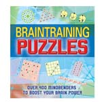7335 - Braintraining Puzzle Book