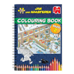 15153 -  Jan van Haasteren Colouring Book, volume 2 (19041)